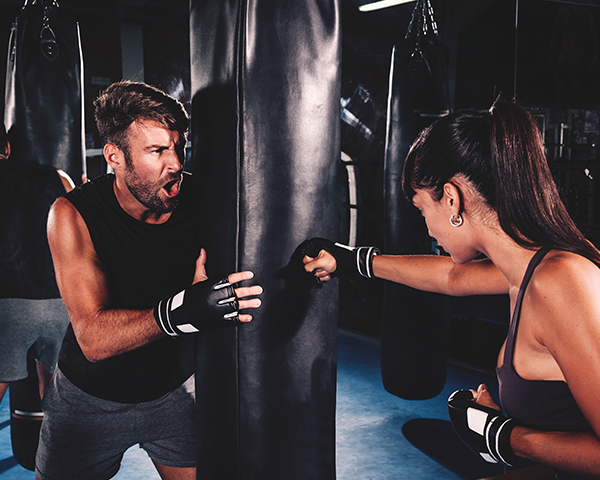 Boxing/Kickboxing Training Bellmore, LI